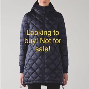 Lululemon No Shivers Bomber Jacket NOT FOR SALE